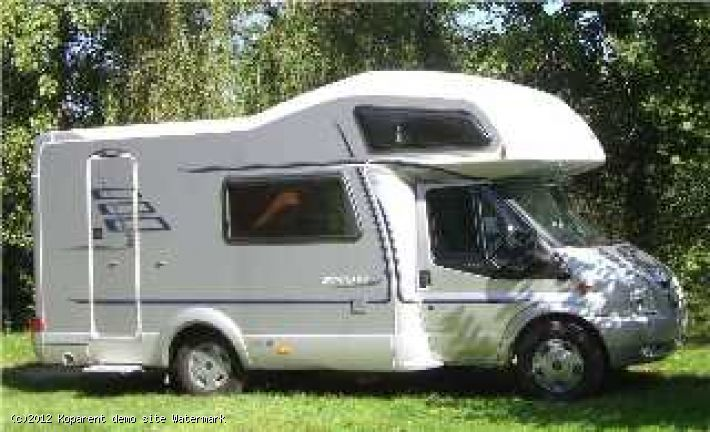 Rent a Hymer C 542 CL